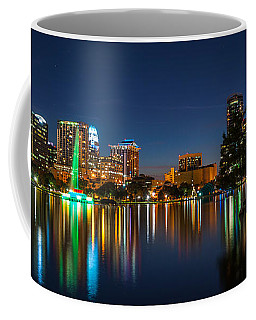 Lake Eola Orlando Coffee Mug