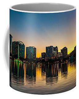 Lake Eola Sunset Coffee Mug