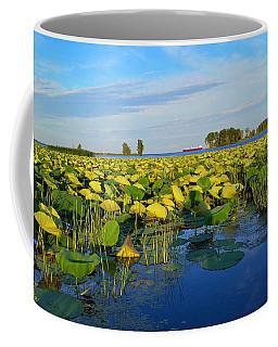 Pointe Mouilee Lake Erie Coffee Mug