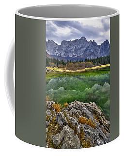 Lake Fusine Coffee Mug