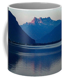 Lake Geneva, Switzerland Coffee Mug