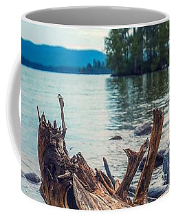 Lake George Palette Coffee Mug