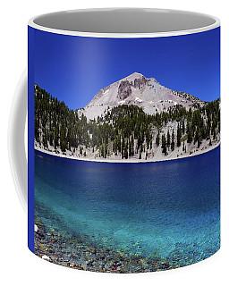 Lake Helen Mount Lassen 2 Coffee Mug