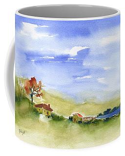 Lake Homes Coffee Mug