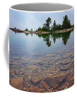 Lake Huron Island Coffee Mug