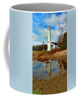 Lake Huron Lighthouse Coffee Mug