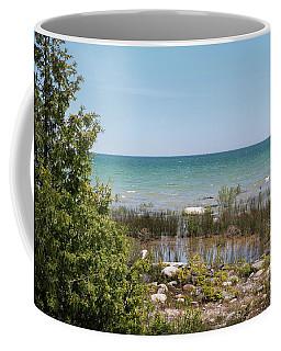Lake Huron, Presque Isle Michigan Coffee Mug