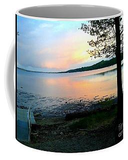 Lake In Virginia Coffee Mug
