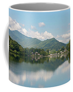 Lake Junaluska #1 - September 9 2016 Coffee Mug