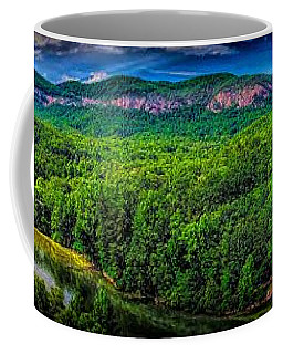 Lake Lure Coffee Mug