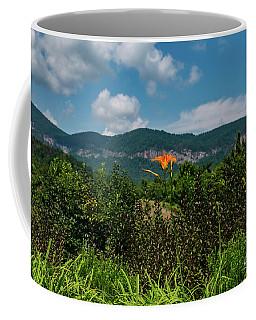 Lake Lure Coffee Mug