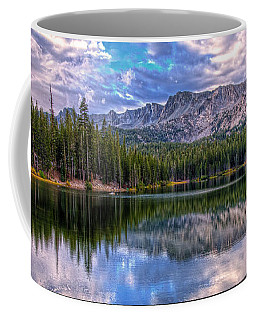 Lake Mamie Panorama Coffee Mug