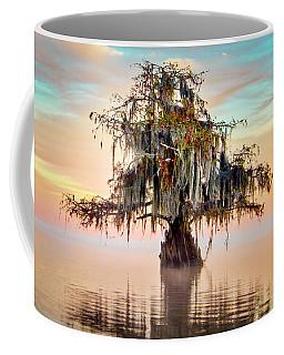 Lake Maurepas In Pastels Coffee Mug
