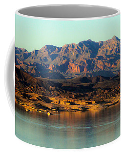 Lake Mead Before Sunset Coffee Mug