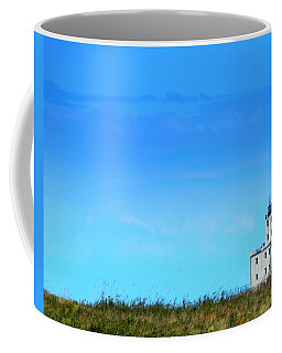 Lake Michigan Lighthouse Coffee Mug