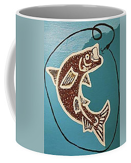 Lake Michigan Walleye Coffee Mug by Jonathon Hansen