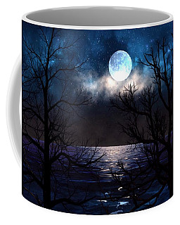Lake Midnight Coffee Mug