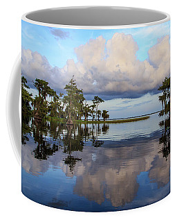 Lake Mirror Coffee Mug