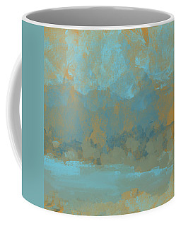Lake Mountain Coffee Mug by Jessica Wright