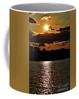 Lake Murray Golden Hour Coffee Mug