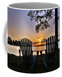Lake Murray Relaxation Coffee Mug