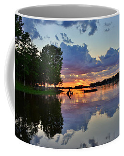 Lake Murray Sc Reflections Coffee Mug