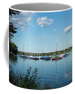 Lake Nokomis Minneapolis City Of Lakes Coffee Mug