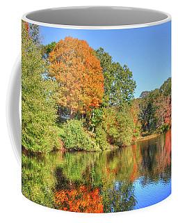 Lake Noquochoke, Dartmouth, Ma Coffee Mug