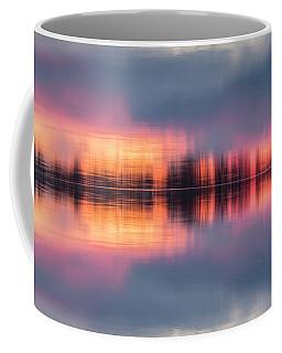 Coffee Mug featuring the photograph Lake Norman Sunset by Ronald Santini