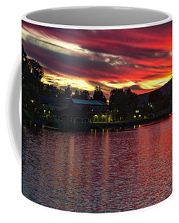 Lake Of Fire Coffee Mug