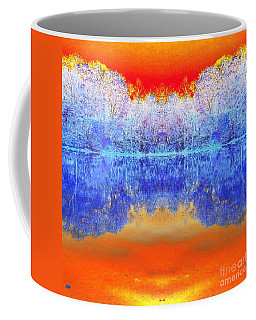Lake Of Many Colors  Coffee Mug