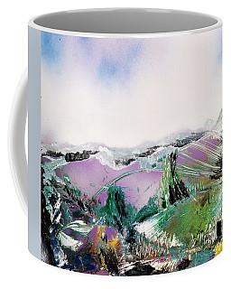 Lake Of The Dawn Coffee Mug