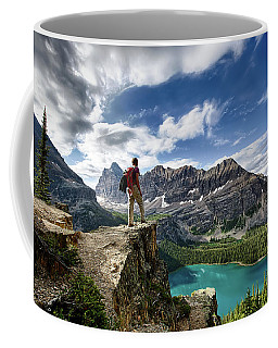 Lake O'hara Adventure Coffee Mug
