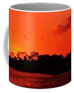 Lake Osborne Sunset Coffee Mug