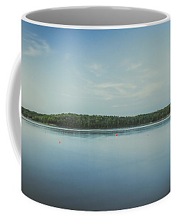 Lake Scene Coffee Mug by Scott Meyer