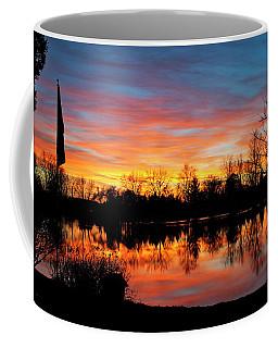 Lake Shangrila Coffee Mug