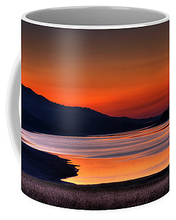 Lake Sherburne Coffee Mug
