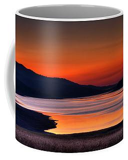 Lake Sherburne Coffee Mug