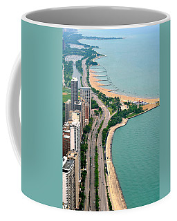 Lake Shore Dr . Chicago Coffee Mug