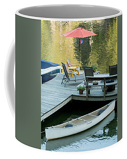 Lake-side Dock Coffee Mug