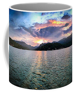 Lake Solstice Coffee Mug