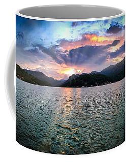 Lake Solstice Coffee Mug