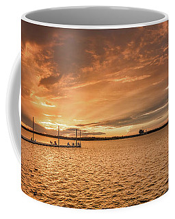 Lake Sunset Coffee Mug