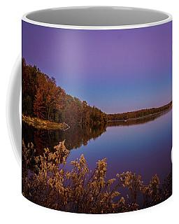 Lake Super Moon Reflection Coffee Mug