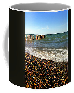Lake Superior At Whitefish Point Coffee Mug
