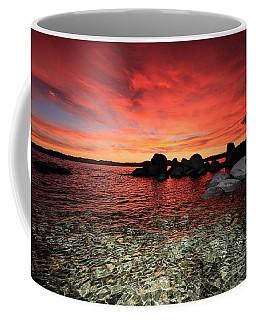 Lake Tahoe Liquid Dreams Coffee Mug