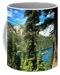 Lake Tahoe Serenity Coffee Mug