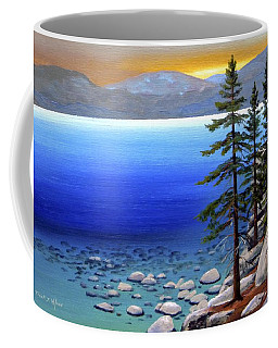 Lake Tahoe Sunrise Coffee Mug