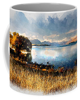 Lake Tekapo Coffee Mug by Kai Saarto