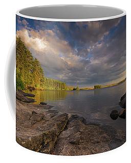 Lake Three Coffee Mug